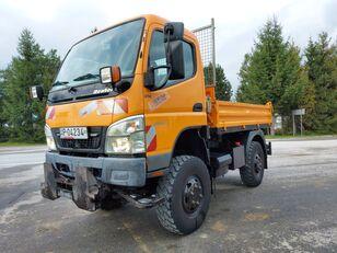 MITSUBISHI PFAU Rexter 4x4  damperli kamyon