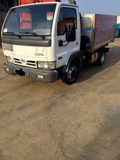 NISSAN CABSTAR 45.13 Ribaltabile + Gru damperli kamyon