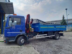 STAR MAN TGL 12.220 damperli kamyon