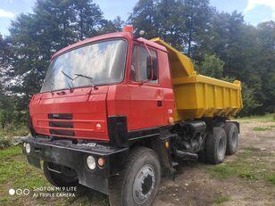 TATRA 815 6x6 BIG TIPPER ! damperli kamyon