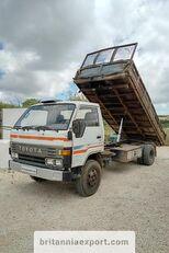 TOYOTA Dyna 300 14B 3.6 diesel left hand drive 7.5 ton damperli kamyon