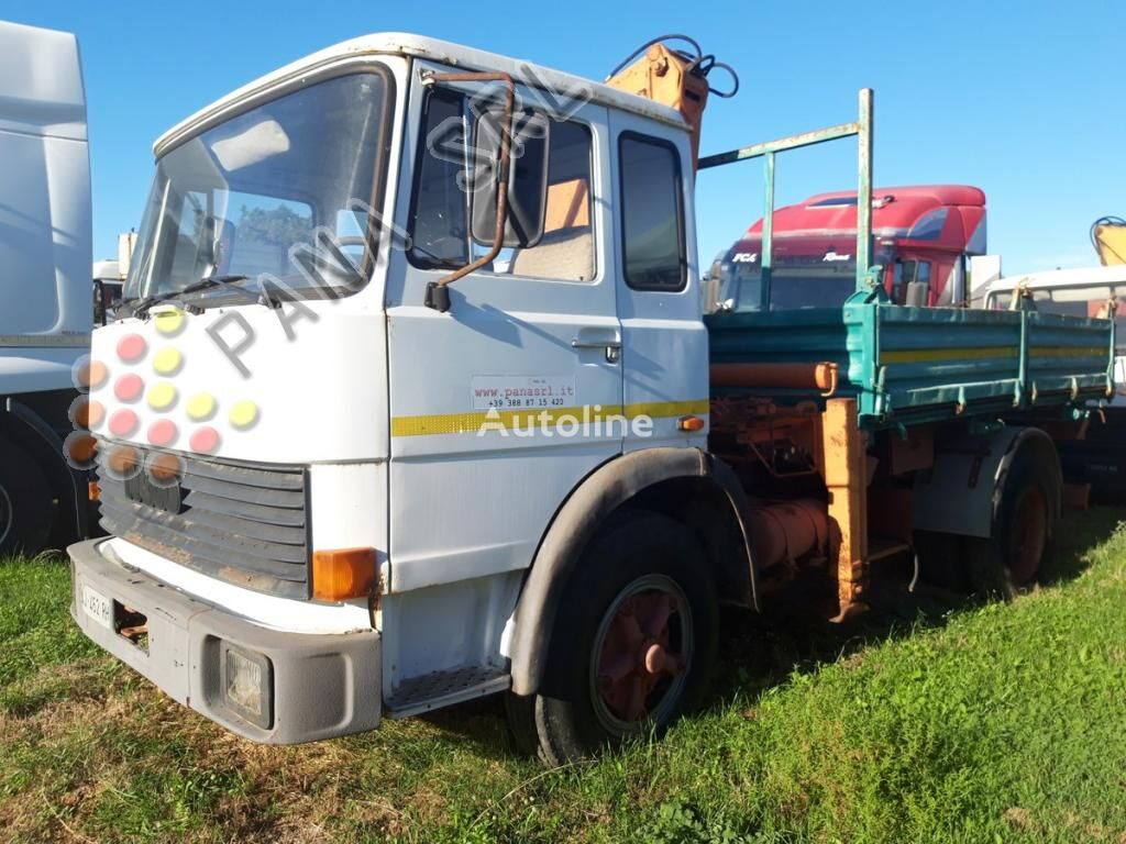 FIAT 130 NC damperli kamyon