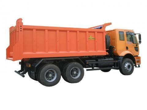 FORD CARGO 3530 D LRS damperli kamyon