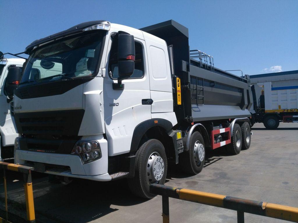 yeni HOWO A7 damperli kamyon