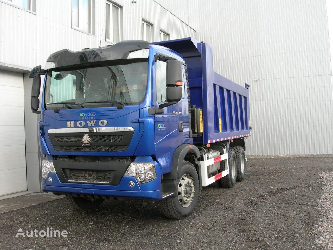 yeni HOWO T5G damperli kamyon