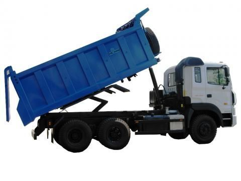 HYUNDAI HD 270 damperli kamyon