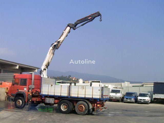 IVECO 190.42 damperli kamyon