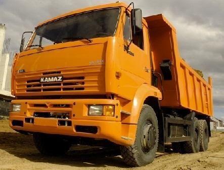 yeni KAMAZ 6520 damperli kamyon