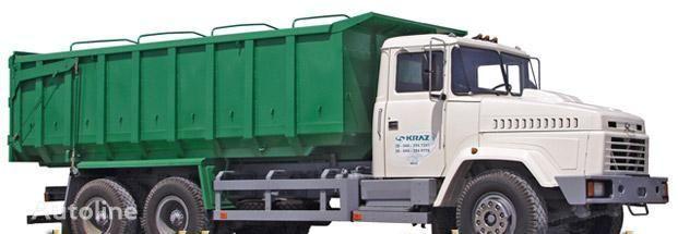 yeni KRAZ 6230C4 damperli kamyon