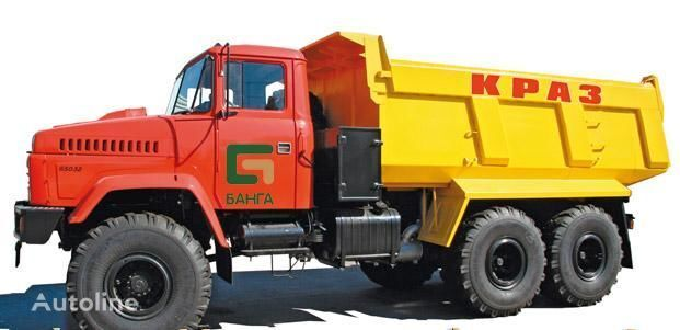 KRAZ 65032-060 damperli kamyon