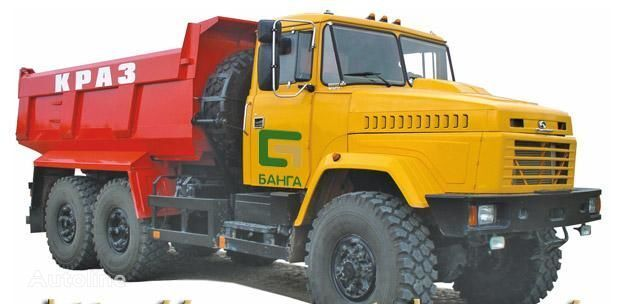 yeni KRAZ 65032-064-2  damperli kamyon