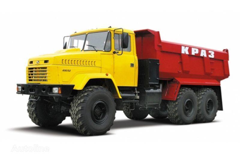 KRAZ 65032 tip 3  damperli kamyon