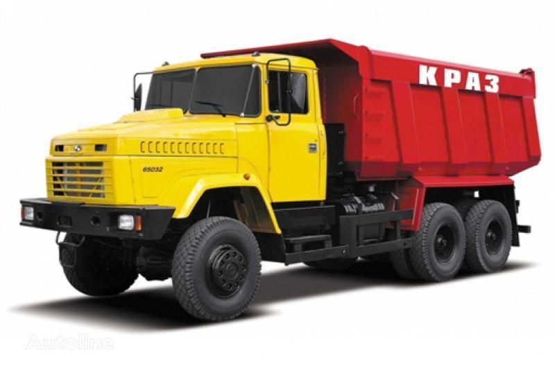 KRAZ 65032 tip 5  damperli kamyon