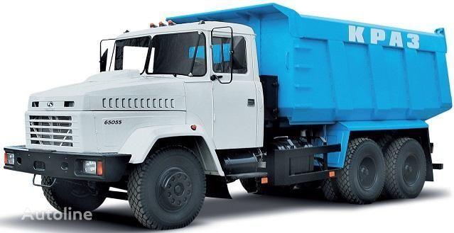 KRAZ 65055 damperli kamyon