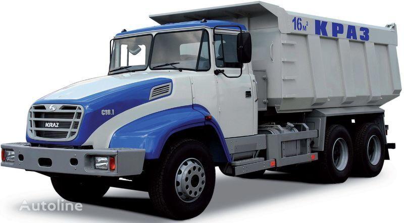 yeni KRAZ S18.1 damperli kamyon