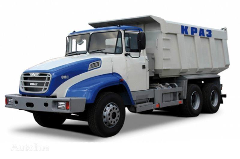 KRAZ S18.1  damperli kamyon