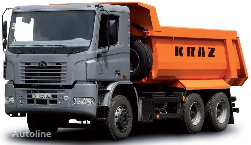 yeni KRAZ S20.2 damperli kamyon