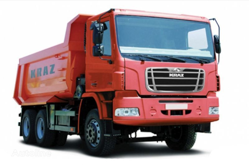KRAZ S20.2  damperli kamyon