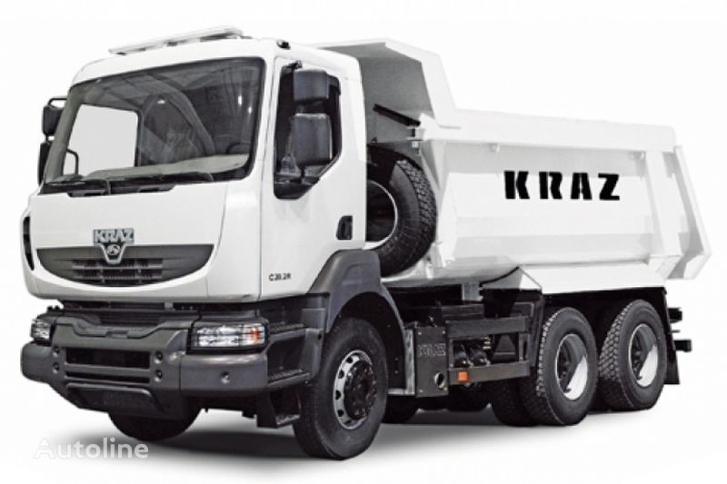 KRAZ S20.2R  damperli kamyon