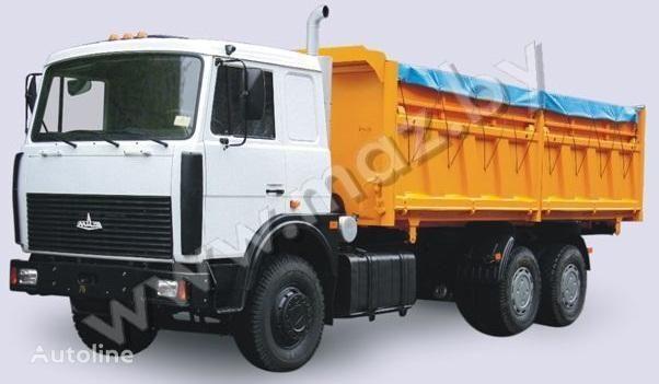 yeni MAZ 5516 A8 damperli kamyon