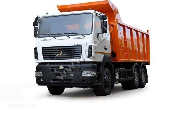yeni MAZ 6501B9-420-000 damperli kamyon