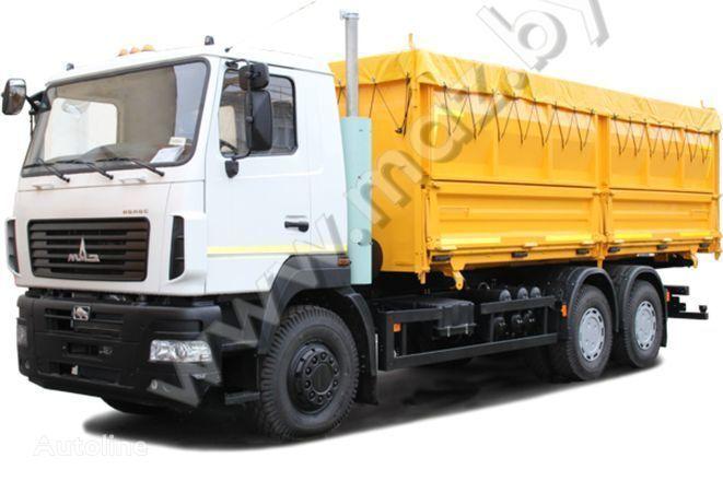 yeni MAZ 6501B9-420-031 damperli kamyon