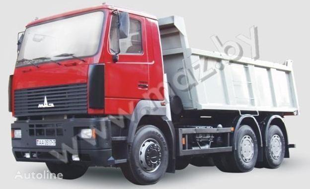 yeni MAZ 6501A8 damperli kamyon