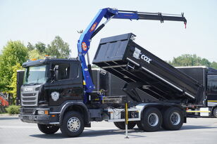 SCANIA G360  damperli kamyon