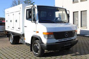 MERCEDES-BENZ Vario613D ICE-33°C 182tkm Radstand3150 Euro 5 dondurma kamyonu