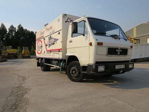 MAN 6100F dondurma kamyonu