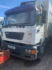 parçalar için ERF ECM 2004/2003 BREAKING FOR SPARES frigorifik kamyon