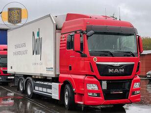 MAN TGX 26.440 frigorifik kamyon