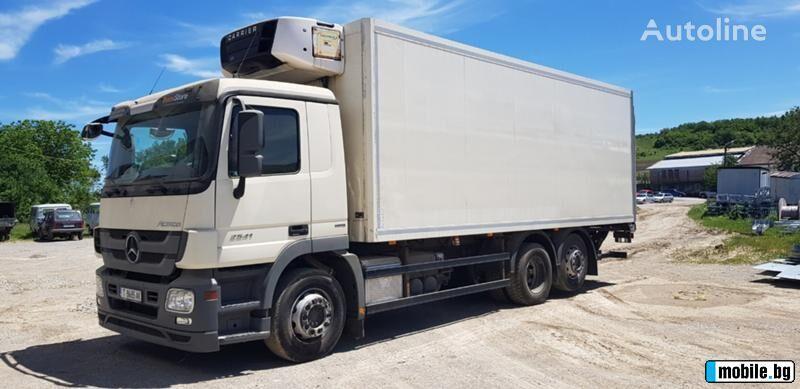 MERCEDES-BENZ 2541 6h2 AKTROS frigorifik kamyon