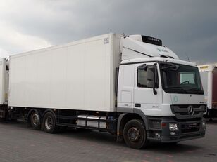 MERCEDES-BENZ ACTROS 2541 frigorifik kamyon