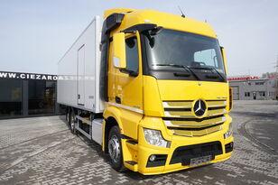 MERCEDES-BENZ Actros 2542 , E6 , 6x2 , 22 EPAL , Side door , lift axle , Carri frigorifik kamyon