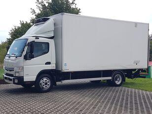 MITSUBISHI FUSO CANTER 7C15 CHŁODNIA WINDA 10EP 4,98x2,11x2,09 MULTITEMPERA frigorifik kamyon