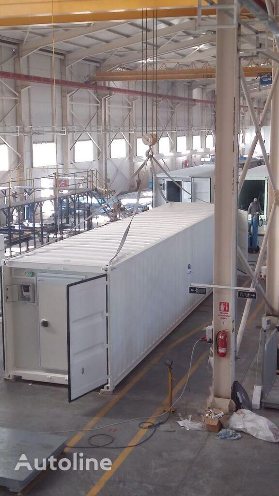 yeni Ram Container cooling box 40 feet frigorifik kamyon