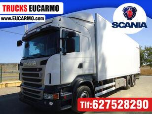 SCANIA R 480 frigorifik kamyon