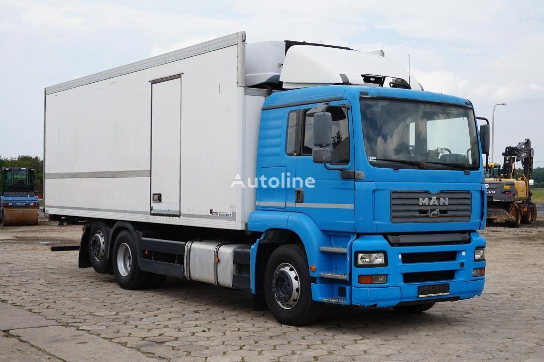 MAN TGA 26.313 frigorifik kamyon