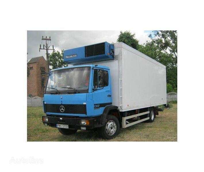 MERCEDES-BENZ 366a frigorifik kamyon