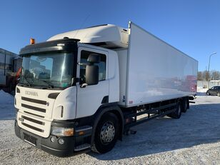 SCANIA P270 frigorifik kamyon