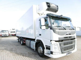 VOLVO FM 330 Freezer SCHMITZ 7,6m U-LBW SUPRA 1050 frigorifik kamyon