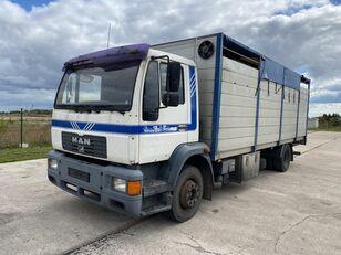 MAN 14.224 4x2 Animal transport hayvan nakil aracı
