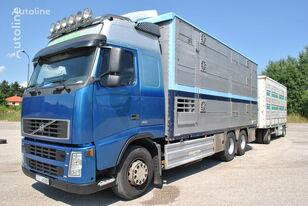 PEZZAIOLI FH12 480 hayvan nakil aracı
