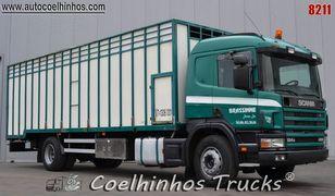 SCANIA 124G 420 hayvan nakil aracı