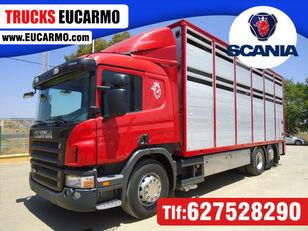 SCANIA P 380 hayvan nakil aracı