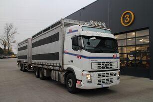 VOLVO FH12.480 CHICKEN TRANSPORTER hayvan nakil aracı + römork hayvan nakil aracı