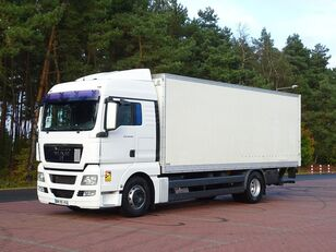 MAN-VW MAN TGX 18.400 izotermik kamyon