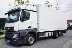MERCEDES-BENZ Actros 2540 container / 6 x 2 / 18 EP izotermik kamyon