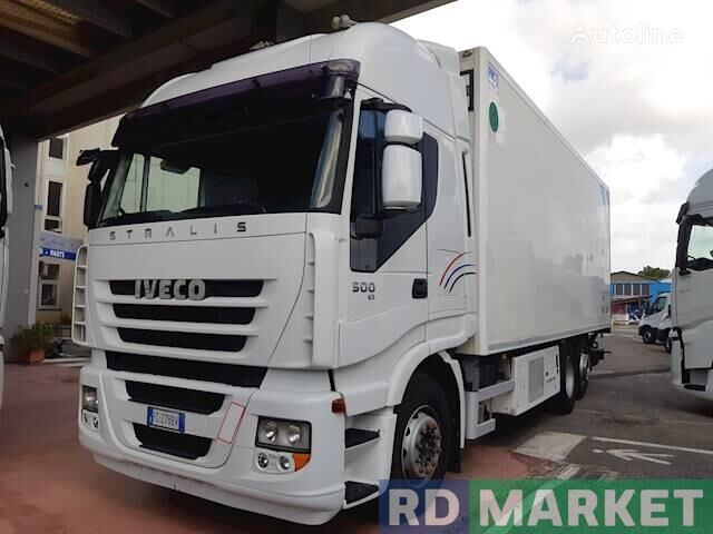 IVECO AS260S50 izotermik kamyon